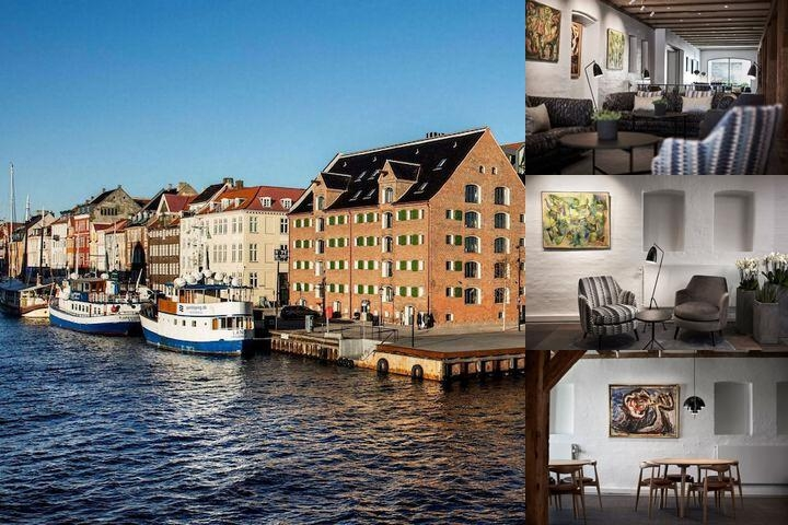 71 Nyhavn Hotel photo collage