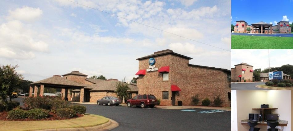 Best Western Auburn / Opelika Inn photo collage