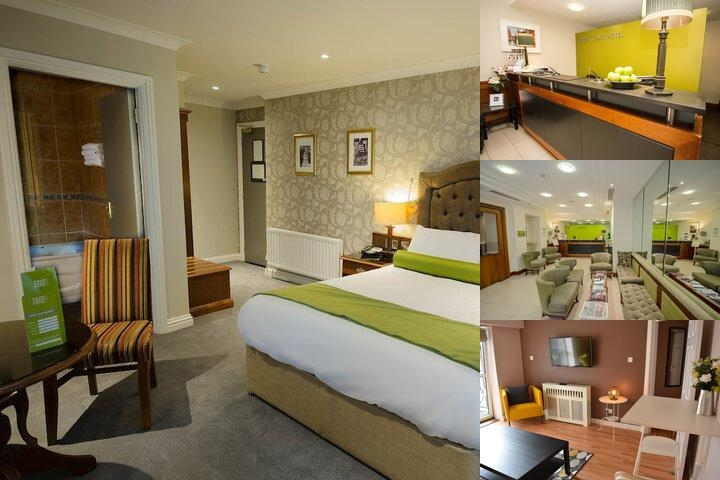 Drury Court Hotel photo collage