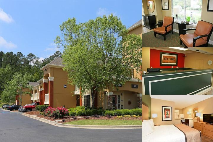 Extended Stay America photo collage
