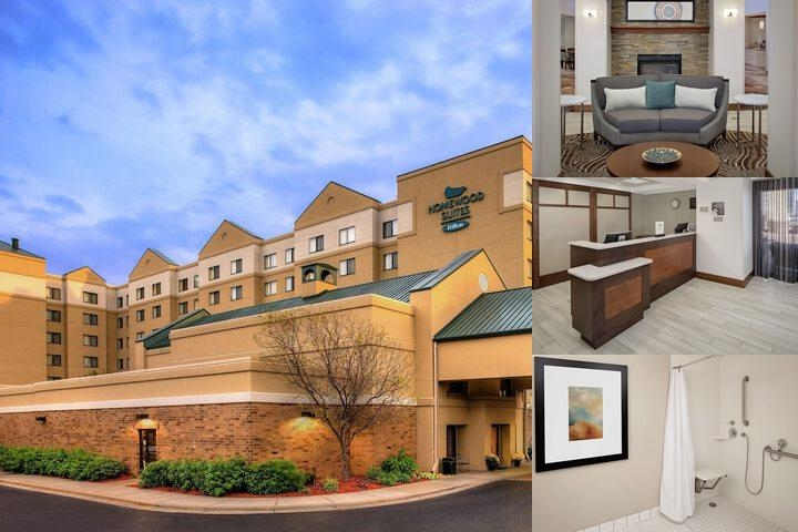 Homewood Suites by Hilton Minneapolis Mall of America photo collage