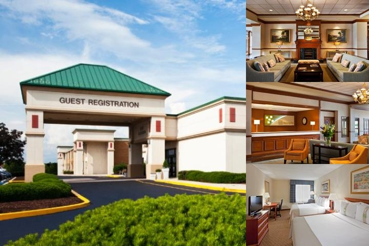 The Clarion Inn Frederick Event Center photo collage