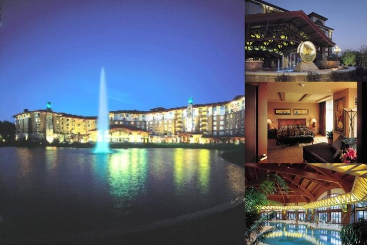 Soaring Eagle Casino & Resort photo collage