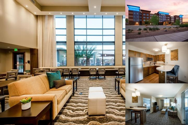 Staybridge Suites Scottsdale Talking Stick photo collage