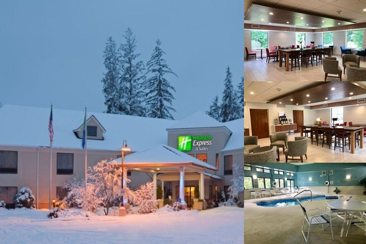 Holiday Inn Express Great Barrington photo collage