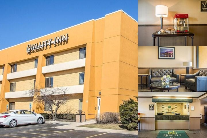 Quality Inn Elgin photo collage