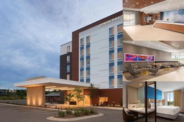 Springhill Suites by Marriott Milwaukee West / Wauwatosa photo collage