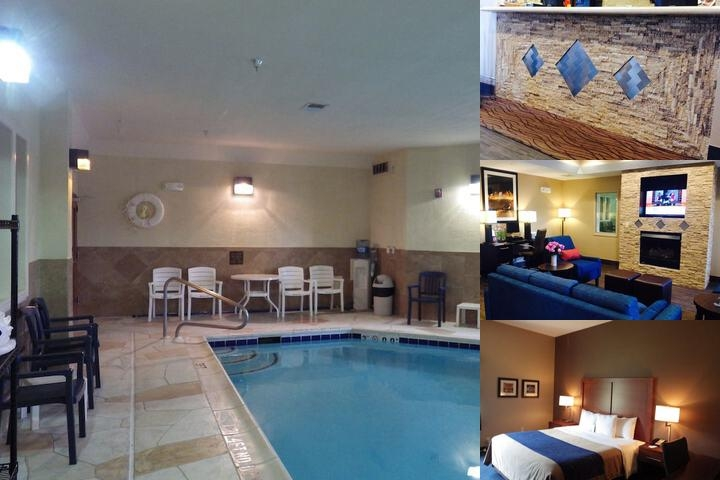 Comfort Inn by Choice Hotels Crystal Lake Nw Highway photo collage