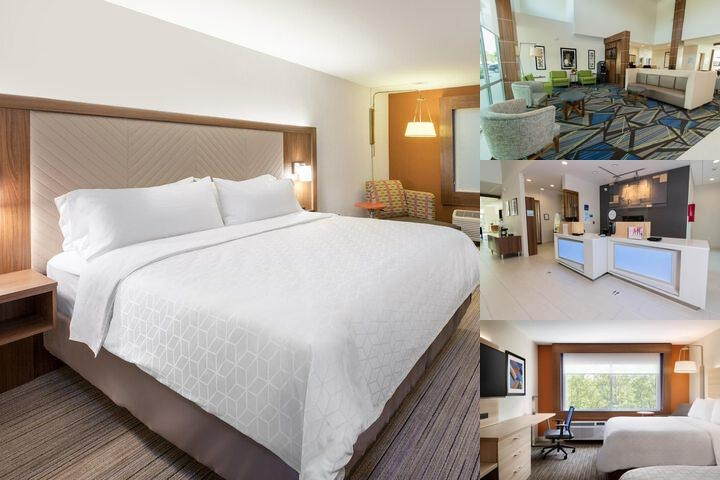 Holiday Inn Express Houston North I 45 Spring photo collage