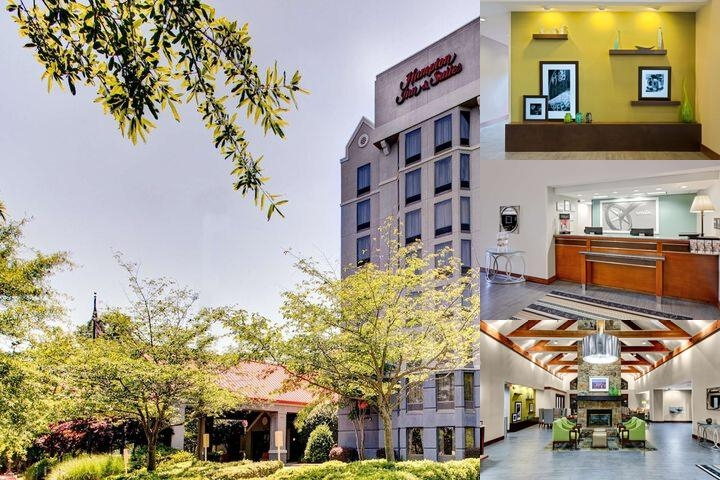 Hampton Inn & Suites Atlanta / Duluth photo collage