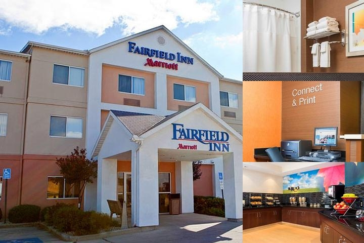 Dayton South Fairfield Inn & Suites by Marriott photo collage