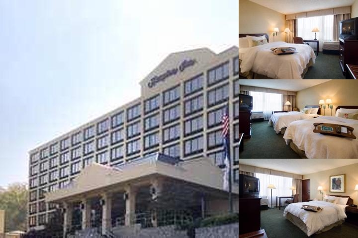 Hampton Inn White Plains Tarrytown photo collage