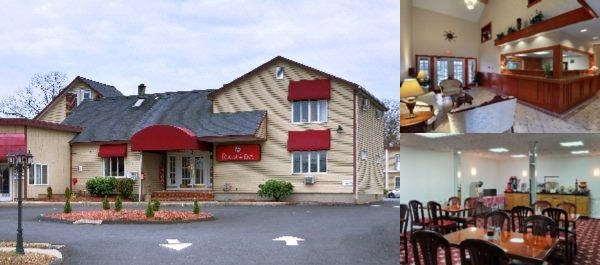 Ramada Groton Mystic Area photo collage