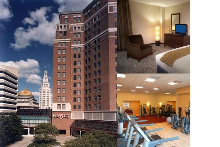 Hyatt Regency Buffalo photo collage