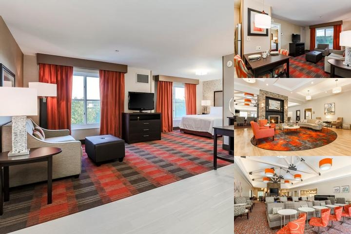 Homewood Suites Melville photo collage