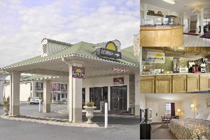 Days Inn by Wyndham Lenoir City photo collage