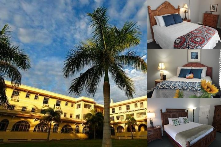 Crystal Bay Hotel photo collage
