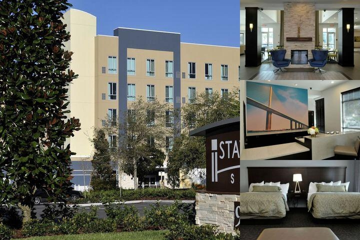 Staybridge Suites Downtown St. Petersburg photo collage