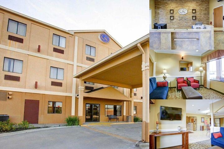 Comfort Suites of Brenham photo collage