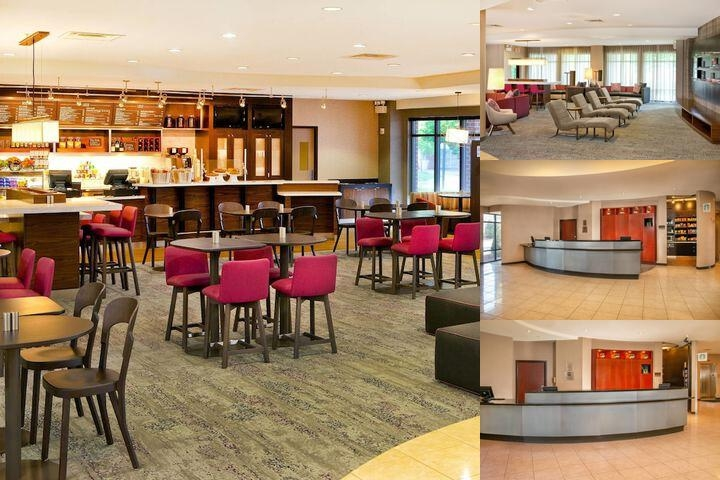 Courtyard Marriott Gettysburg photo collage