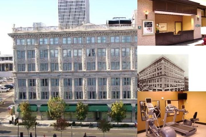 Homewood Suites by Hilton Nashville Downtown photo collage