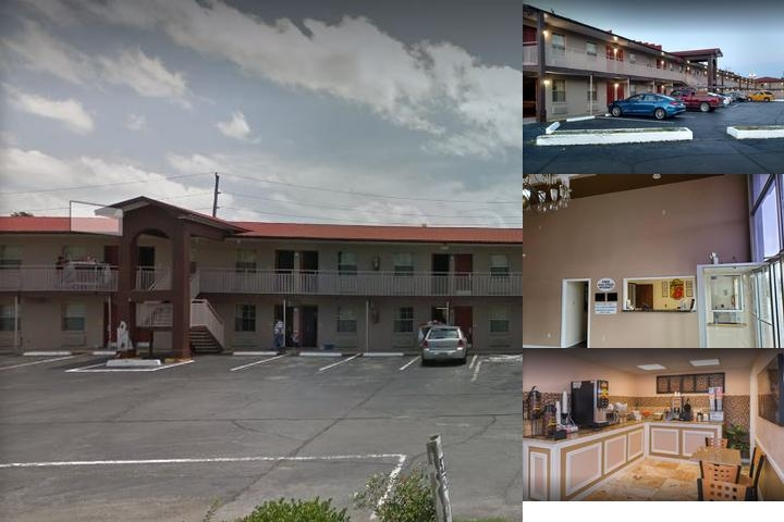 Super 8 by Wyndham Little Rock / North / Airport photo collage