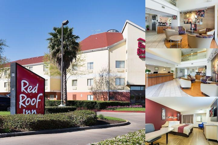 Red Roof Inn Westchase photo collage