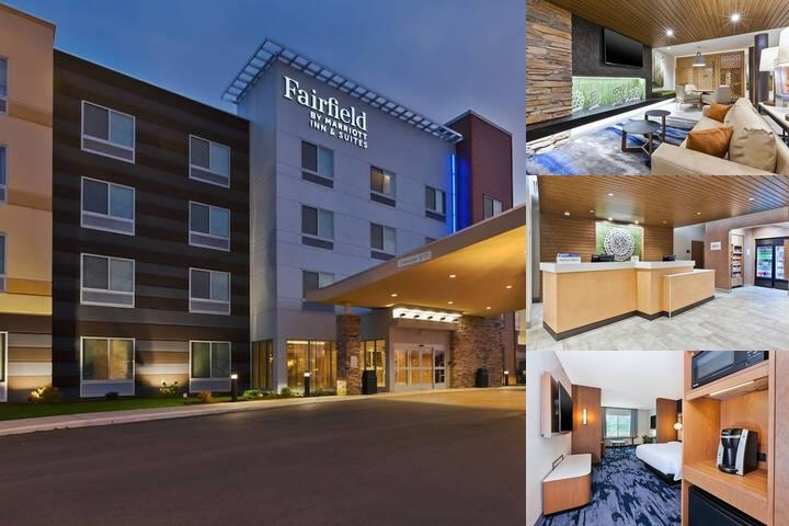 Fairfield Inn & Suites by Marriott Goshen photo collage