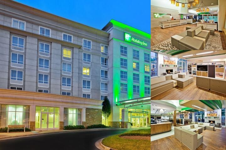 Holiday Inn Infinite Energy Center photo collage