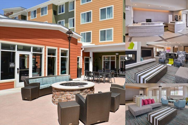 Residence Inn by Marriott Cedar Rapids South photo collage