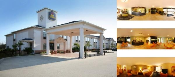 Best Western Zachary Inn photo collage
