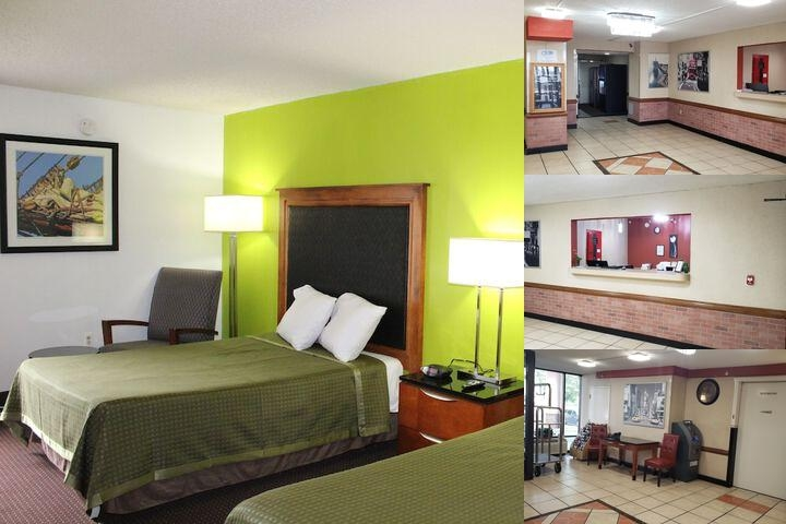 Carla Inn & Suites Roanoke Airport photo collage