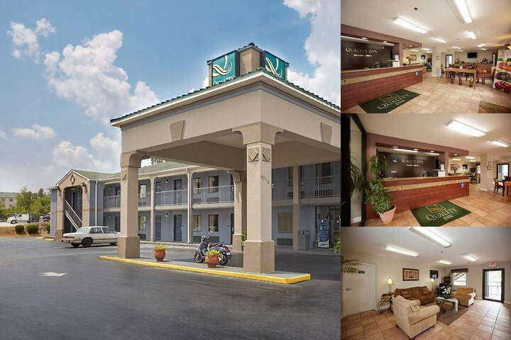 Quality Inn at Fort Gordon photo collage