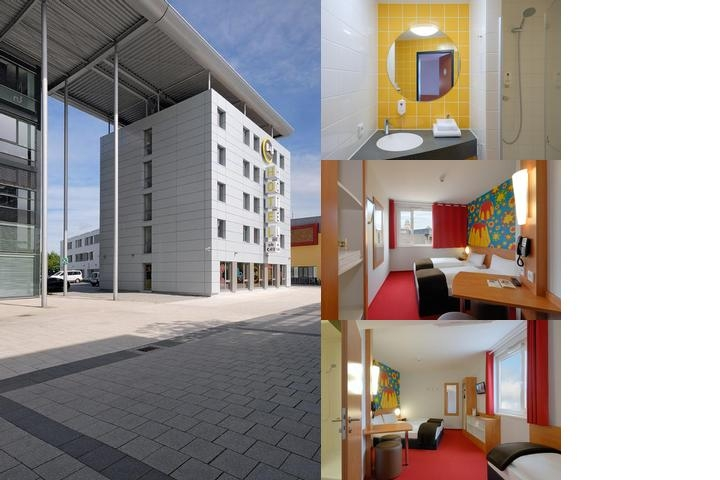 B & B Hotel Bielefeld photo collage