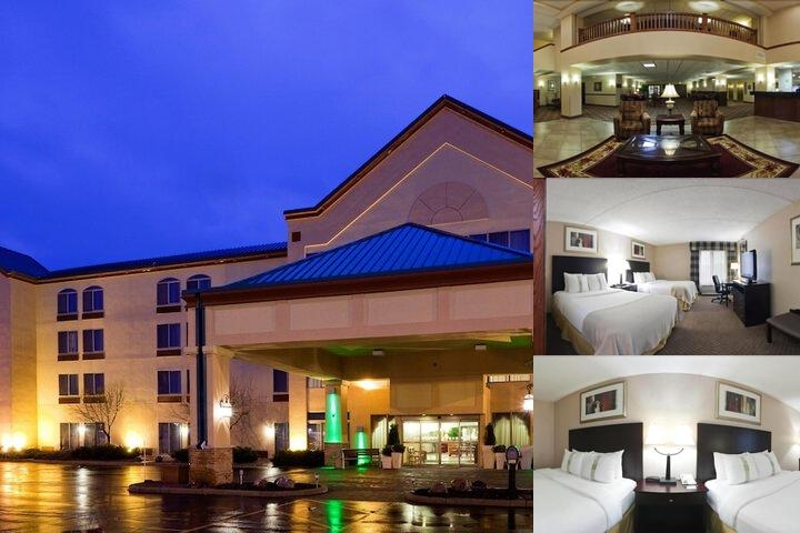 Holiday Inn & Suites Wausau Rothschild photo collage