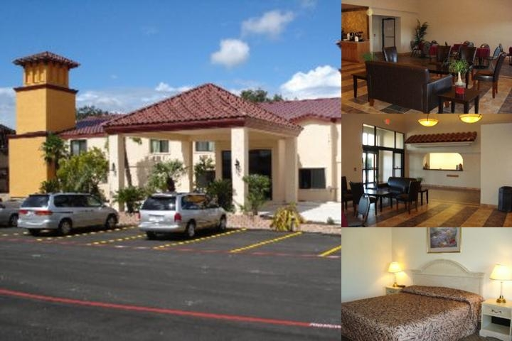 La Palmera Hotel photo collage