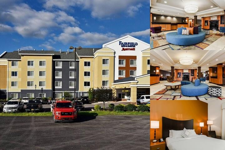 Fairfield by Marriott Wilkes Barre photo collage