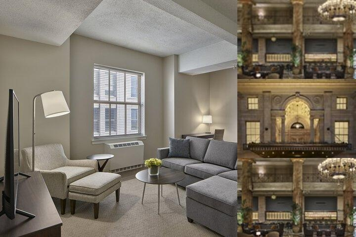 The Franklin Residences photo collage