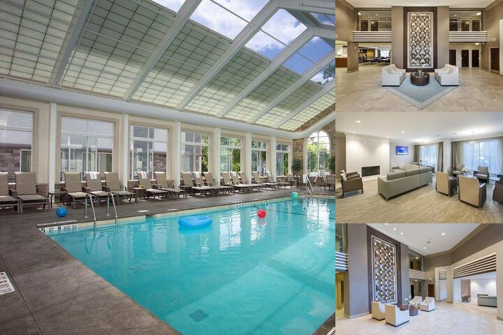 Doubletree by Hilton Nanuet photo collage