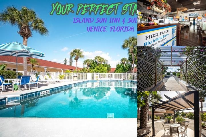 Veranda Inn of Venice photo collage
