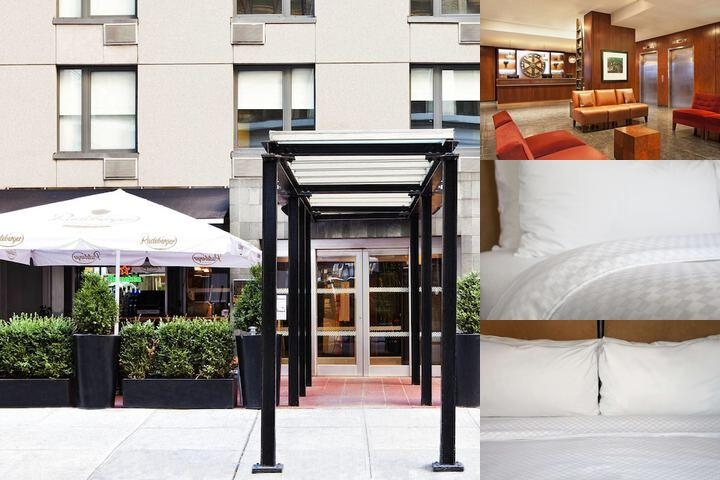 Four Points by Sheraton Manhattan Chelsea photo collage