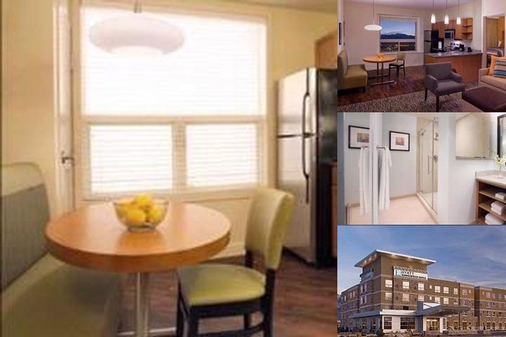 Hyatt House Denver Airport photo collage