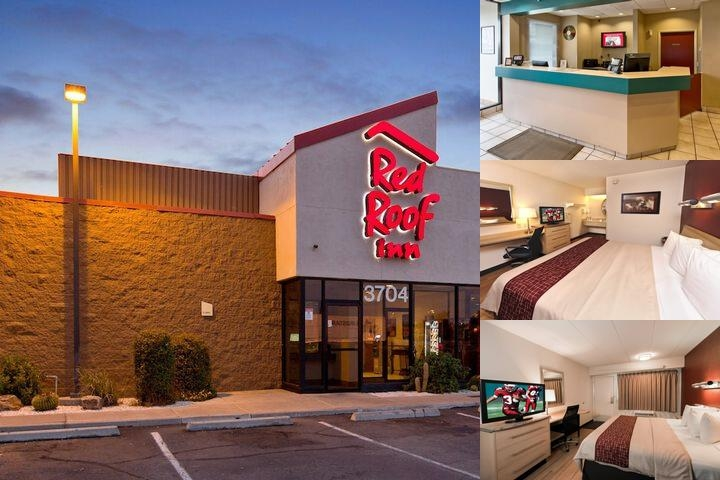 Red Roof Inn Tucson South photo collage