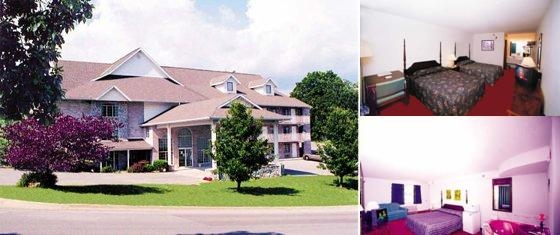 Branson Vacation Inn & Suites photo collage