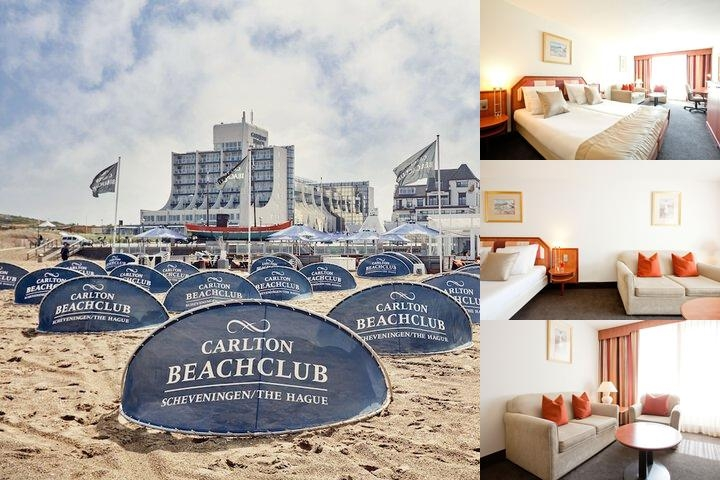 Carlton Beach Hotel photo collage
