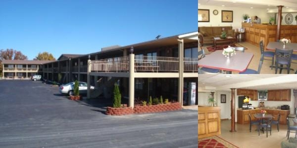 Best Western Montis Inn photo collage