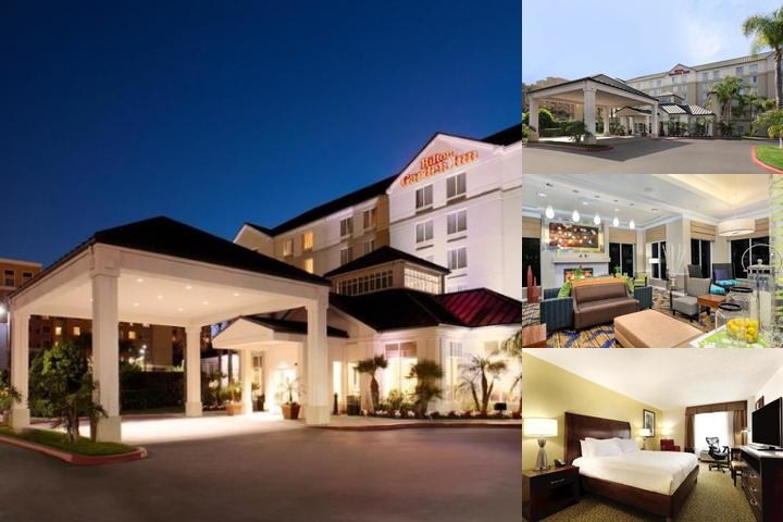 Hilton Garden Inn Anaheim / Garden Grove photo collage