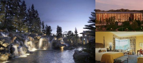 Four Seasons Hotel Los Angeles at Westlake Village photo collage
