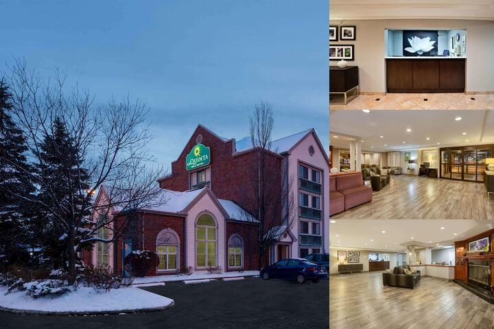 La Quinta Inn & Suites by Wyndham Cleveland Macedonia photo collage