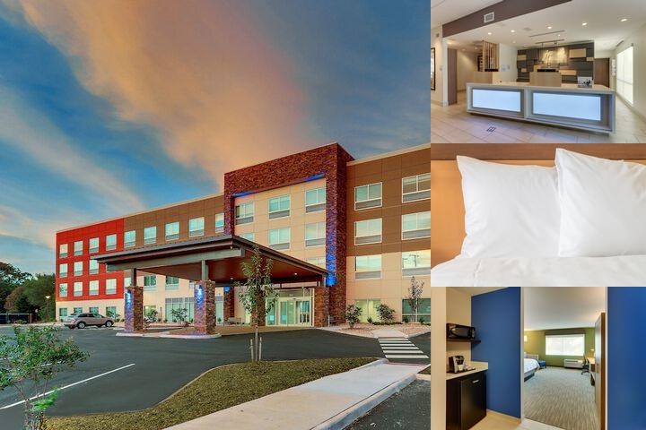 Holiday Inn Express & Suites Roanoke Civic Center photo collage